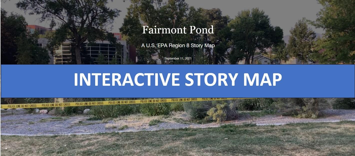 Interactive StoryMap.