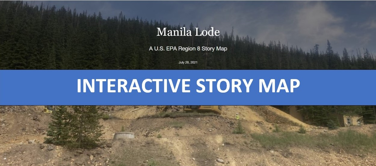 Interactive Story Map.